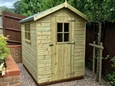 The Pluckley Garden Shed